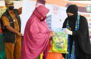 BKMT Parepare Salurkan Ratusan Paket Sembako ke Warga Terdampak COVID-19