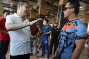 Olahraga Bareng Jenderal Andika, HT Tegaskan Peran Penting Media