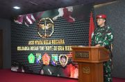Kopassus Ajak Keluarga Besar TNI Jaga Kedaulatan NKRI