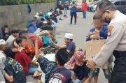 Ingin ke Lokasi Demo di DPR/MPR, Puluhan Anak-anak Diciduk Polisi