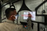 Langgar Aturan PSBB Transisi, Pemkot Jakut Ancam Tutup Pusat Perbelanjaan