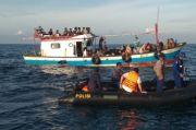 Kisah 94 Muslim Rohingya yang Terdampar di Perairan Aceh Utara