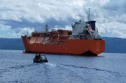 Kapal China Masuk Perairan Teluk Amurang, Lantamal VIII Lakukan Waspam