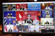 RI: Negara Kekuatan Dunia Harus Tahan Diri di Laut China Selatan
