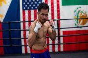 Cerita Dean Byrne Ungkap Perseteruan Manny Pacquiao vs Amir Khan