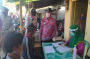 Rapid Test di Pasar Hewan Pamotan, 5 Orang Reaktif
