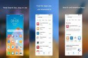 Petal Search Widget Mudahkan Anda Unduh Jutaan Aplikasi di Ponsel Huawei