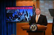 Bawa Minyak ke Venezuela, AS Beri Sanksi pada Lima Kapten Kapal Iran