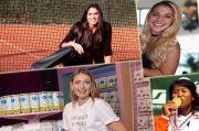 Profesi Unik Mantan Ratu Tenis WTA, Dari Politisi hingga Mata-mata