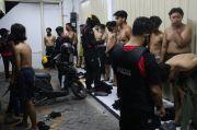 Polisi Bubarkan Balap Liar di Semarang, 25 Remaja Diamankan