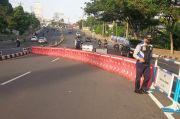 Cegah Keramaian Massa, Sejumlah Ruas Jalan di Semarang pada Sabtu Ditutup Lagi