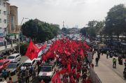 Tempuh Jalur Hukum Usut Pembakar Bendera, PDIP Bukan Partai Barbar