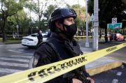Terluka, Kepala Polisi Mexico City Lolos dari Upaya Pembunuhan