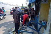 Selang Regulator Gas LPG Bocor Picu Ledakan, Pemilik Warung Luka Serius
