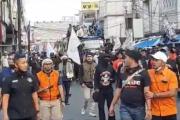 Menolak Pengesahan RUU HIP, Almumtaz Kerahkan Ribuan Massa