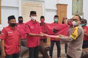 Pembakaran Bendera Partai, DPC PDIP Surabaya Tempuh Jalur Hukum