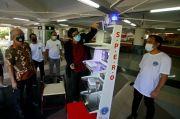 UK Petra Persembahkan Robot Medis untuk Tangani Pasien COVID-19