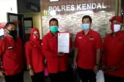 Benderanya Dibakar di Jakarta, PDIP Kendal: Kami Bukan PKI