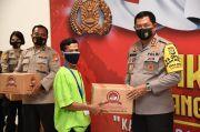 Apresiasi Tenaga Medis dan Karyawan RS, Polri Bagikan 4.146 Paket Sembako