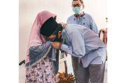 Momen Haru Mahfud MD Lepas Rindu dengan Sang Ibu