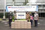 Abill Korea-Kotra Donasikan 20.000 Hand Sanitizer Nacific