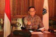 Buka Rakerda, Anies Dorong Pandu Pramuka Jadi Pelopor Protokol Kesehatan