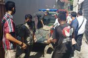 Polda Bali Gerebek Warung yang Sajikan Sate Penyu Hijau Langka
