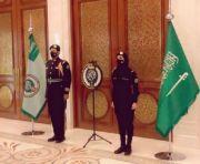 Foto Wanita Garda Kerajaan Saudi Ungkap Kian Luasnya Peran Perempuan