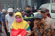 Kemensos Hadir Salurkan 5.000 Paket Sembako untuk Warga Majalengka