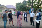 Pedagang Liar di Depan Pasar Balang-balang Ditertibkan