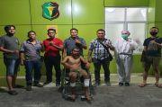 Perampok Sadis Pembacok Dua Korban, Tersungkur Ditembak Polisi