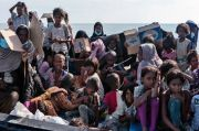 Lembaga Kemanusiaan Bahas Nasib Pengungsi Rohingya di Aceh