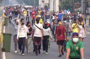 CFD di Jaktim, Ratusan Warga Padati Jalan Pemuda
