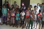 Terdampar di Aceh, 98 Muslim Rohingya Bakal Ditampung di Pasar Induk Lhokseumawe