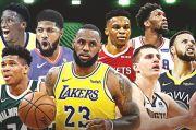 Digelar Lagi 30 Juli, NBA akan Bebaskan Pemain Tuliskan Pesan Sosial di Kostum
