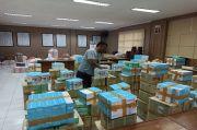 Cegah COVID-19, KPU Karawang Distribusikan APD untuk PPS