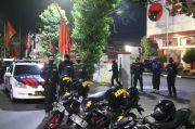 Antisipasi Kerawanan, Polisi Patroli di Depan Kantor PDIP Jateng