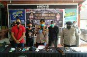 Polisi Sebut Penabrak Mapolres OKI Residivis yang Dendam ke Aparat