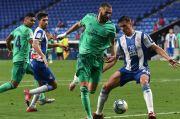 Casemiro Tak Terkejut Dapat Umpan Brilian Karim Benzema
