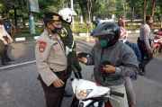 Sanksi Denda Pelanggar PSBB di Jakarta Capai Rp340 Juta