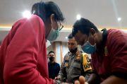 Puluhan Anak Ikut Sunatan Massal HUT Bhayangkara ke- 74