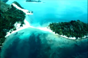 Pulau Mengkudu, Jadi Idola Baru Wisata Alam Lampung Selatan