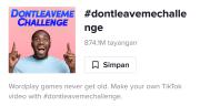 Populer di Instagram, Apa itu Dont Leave Me Challenge?
