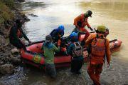 Terseret Arus Sungai Ciwulan Tasikmalaya, Pemancing Ditemukan Tak Bernyawa