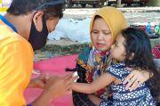Nekat Wisata Saat Pandemi, Puluhan Wisatawan Diserang Ubur-ubur