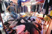 Jualan Pakaian Bekas Impor Dilarang di Pasar Malam Callacu saat Dibuka