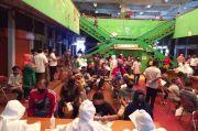 5 Pedagang Pasar Sunter Podomoro Reaktif COVID-19