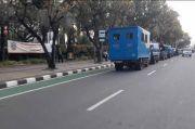 Kondisi Jalur Sepeda di Jakarta Pusat Masih Perlu Perhatian