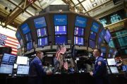 Wall Street Menguat Berkat Kenaikan Saham Emiten Teknologi