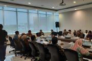 Terima Kunjungan Mendag, HT Berkomitmen Majukan Indonesia Lewat Media
